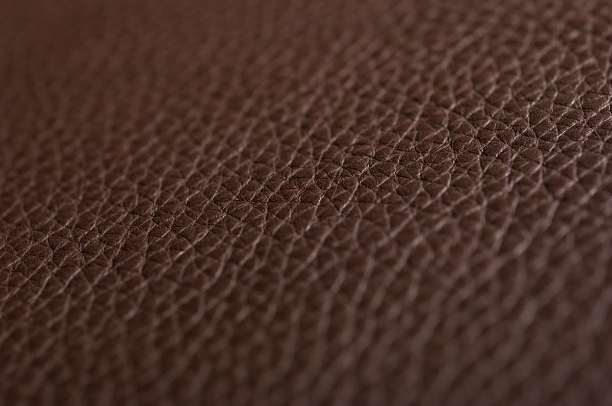 Apache Leather Close Up