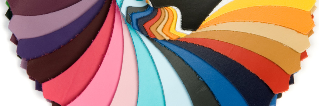 Huge selection of Leather Colours