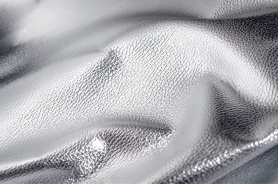 Silver Ripley Leather