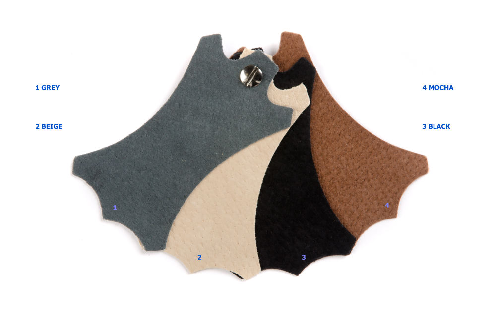 Pig Slip Lining Leather Hide colour swatch