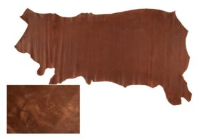 Gingerbread Rio Pull up distressed leather