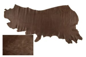 Mahogany Rio Pull up distressed leather