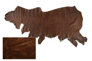 Nut Rio Pull up distressed leather