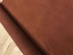 Regular Nubuck Rust