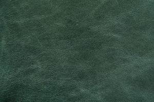 Charger Upholstery Leather Emerald