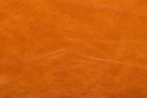 Charger Upholstery Leather Pumpkin