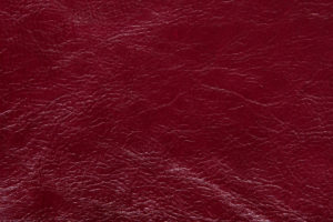 Dynasty Upholstery Leather Crimson