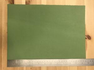 Kensington Leather Panel Apple