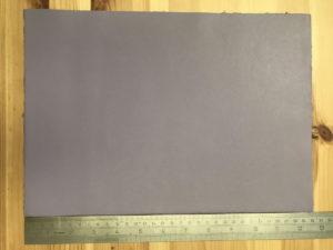 Kensington Leather Panel Lilac
