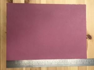 Kensington Leather Panel Mid Pink
