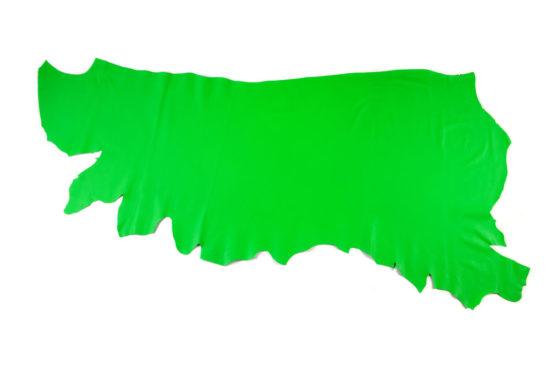 Moto Sides Fluorescent Green