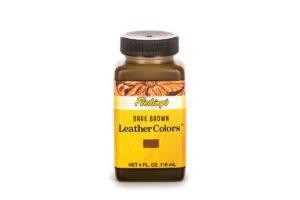 Fiebing's Leather Colors Dark Brown