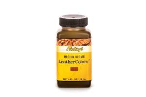 Fiebing's Leather Colors Medium Brown