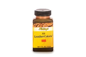 Fiebing's Leather Colors Red