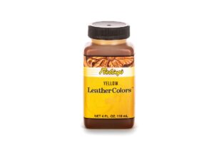 Fiebing's Leather Colors Yellow