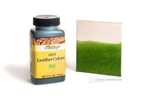 Fiebing's Leather Colours Green