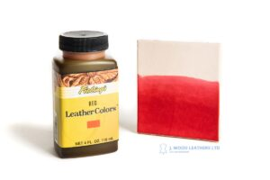 Fiebing's Leather Colours Red