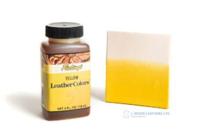 Fiebing's Leather Colours Yellow