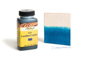 Fiebing's Leather Colours Blue