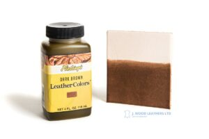 Fiebing's Leather Colours Dark Brown