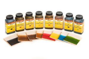 Fiebing's Leather Colours