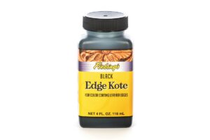 fiebings edge kote black