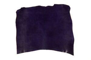 Purple Vegetable Tanned Leather