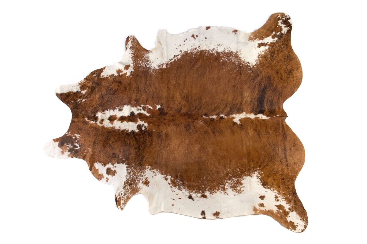 Whole Cow Hide Rug
